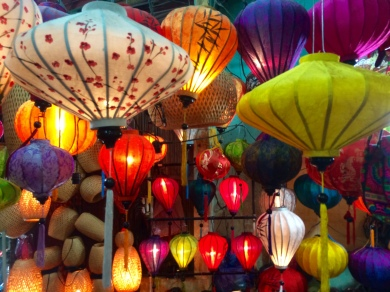 Hoi An: Lanterns