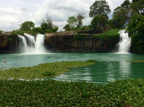 Dray Sap waterfalls